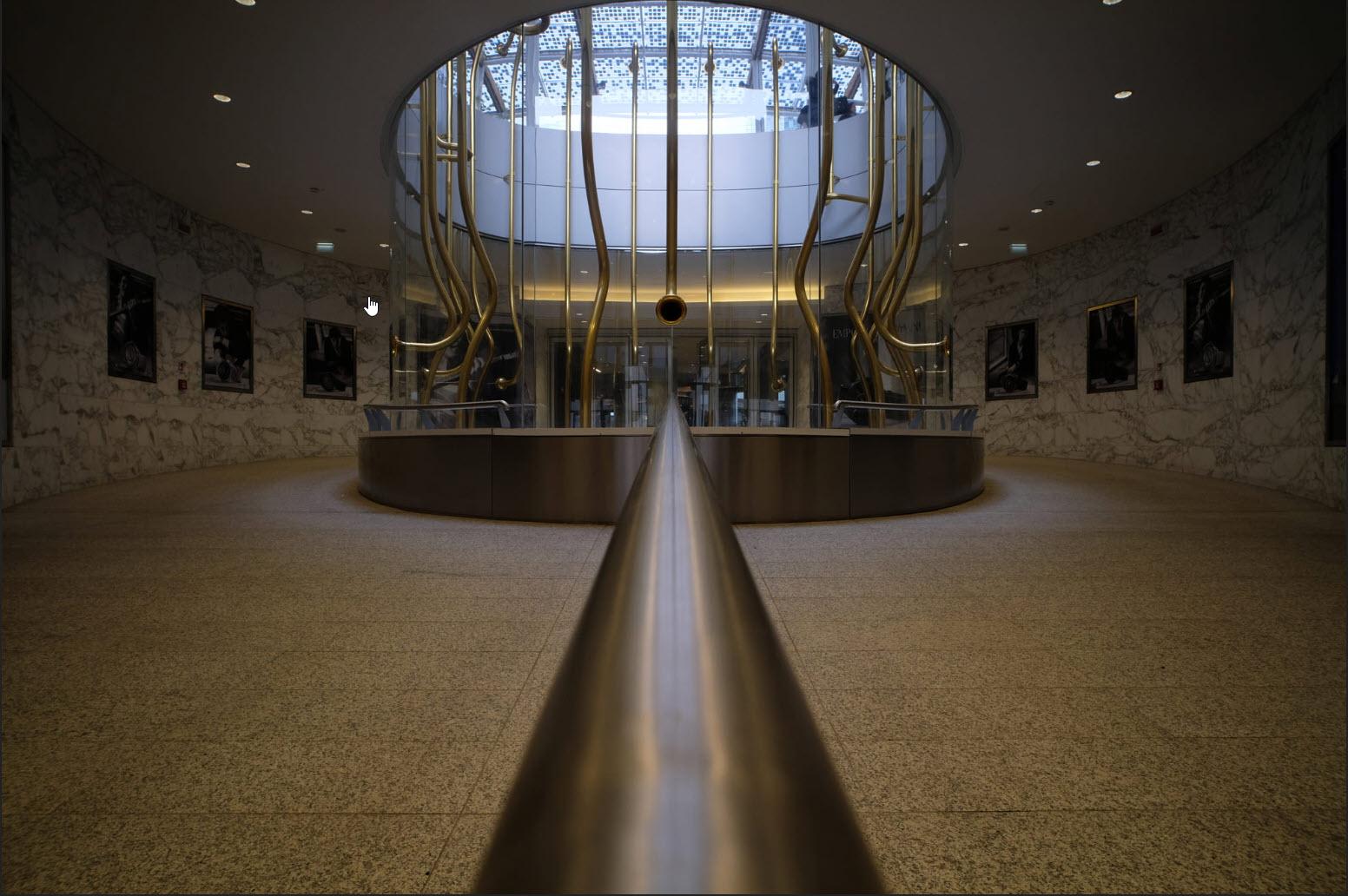 بررسی تطبیقی آوایی و دیداری در موسیقی و معماری