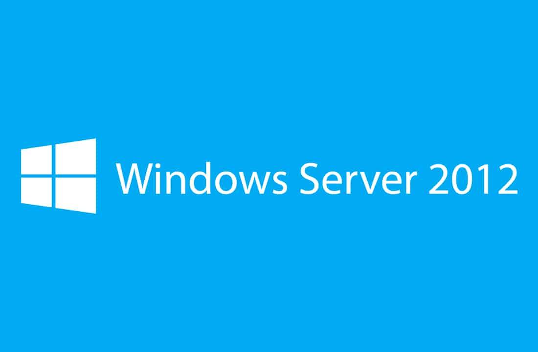 ویندوز سرور 2012